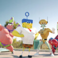 The Spongebob Movie – Sponge out of Water – 3D