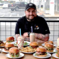 Bernie's Burger Bus Serves up Second Brick-and-Mortar in Katy
