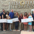 Katy ISD Students Receive Scholarships from Memorial Hermann Katy Hospital