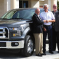 Fort Bend Charities, Inc. Vehicle Raffle Ford F150 Truck Winner