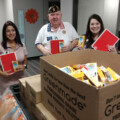 American Legion Post 164 in Katy Provides Extra Supplies for Two Elementary Schools