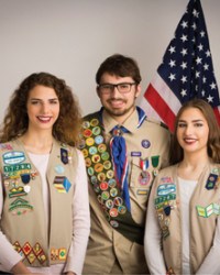 Brenna Champagne: Going For Girl Scout Gold