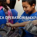 YMCA's Operation Backpack
