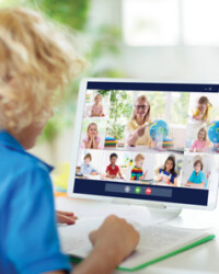 The Ultimate Learning Curve:  Educating Children During COVID