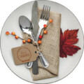 Thankful Thoughts and Thanksgiving Treats