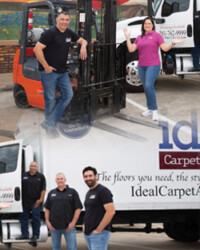 Ideal Carpet and Flooring, Inc.: The Dream Team of Flooring  Professionals for Over 20 Years